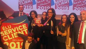 Wafacash élue Service Client de l'année