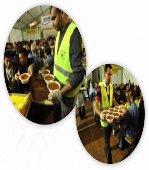 Wafacash & Western Union pour les démunis : Chorba Pour Tous